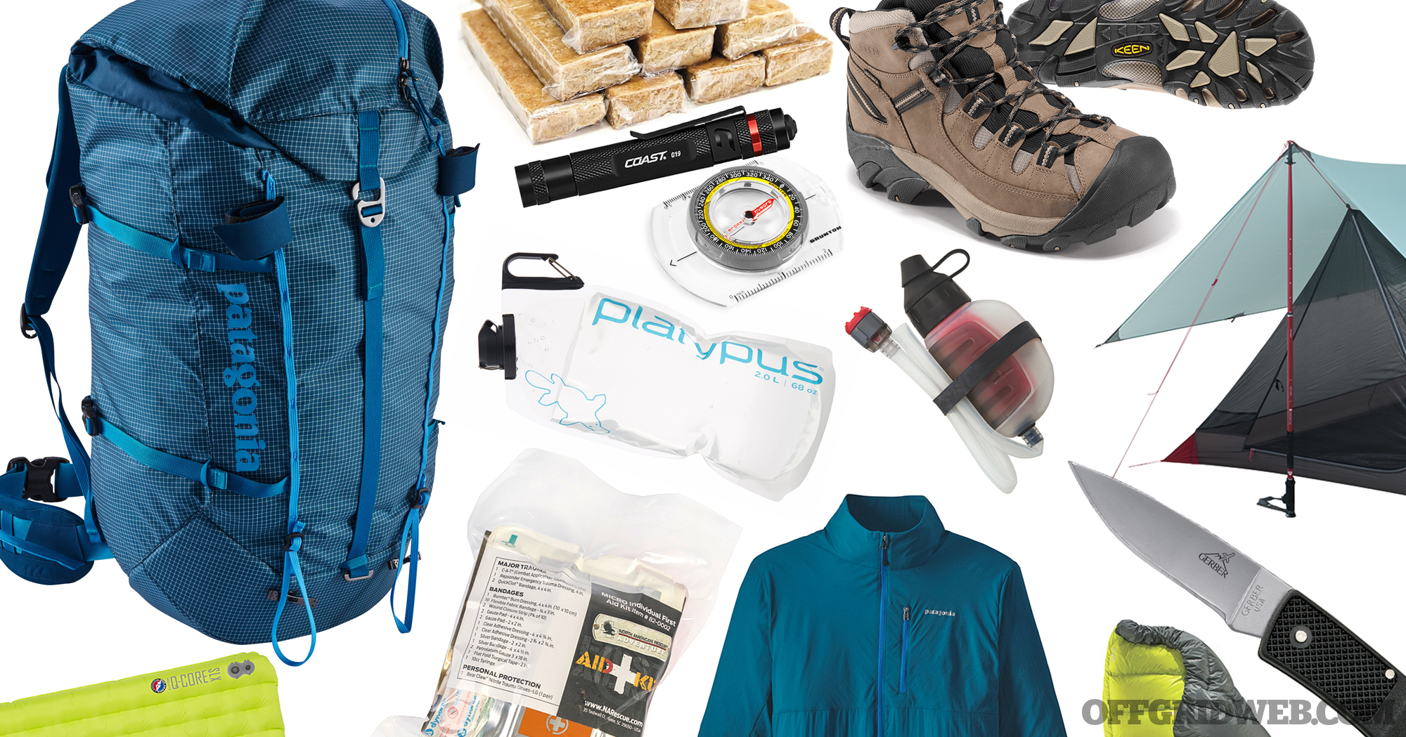 Planning An Ultralight Bug Out Bag Recoil Offgrid