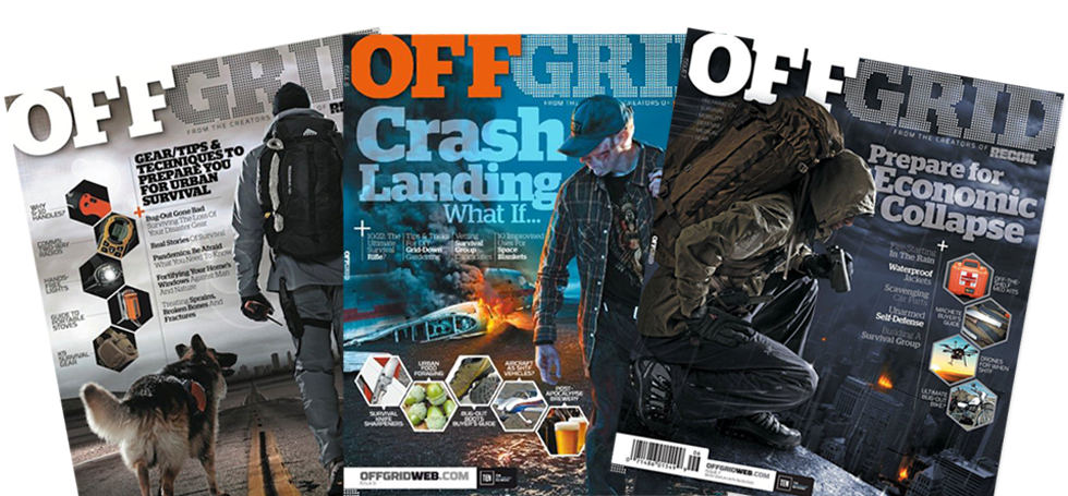 Magazine   RECOIL OFFGRID
