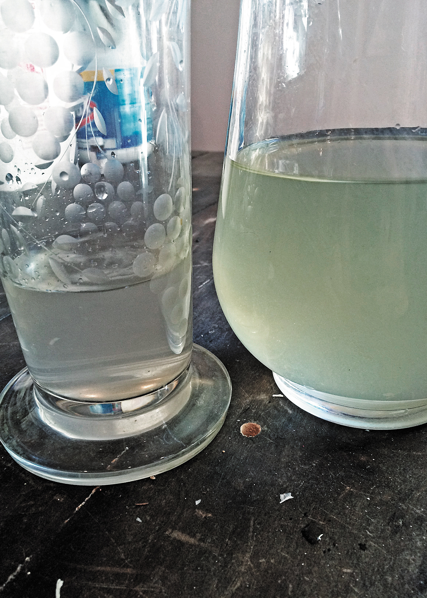 Improvised Water Filters Not a Drop to Drink