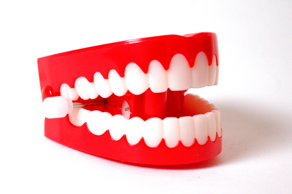 Like your dentist says, daily brushing is necessary to keep your pearly whites clean.