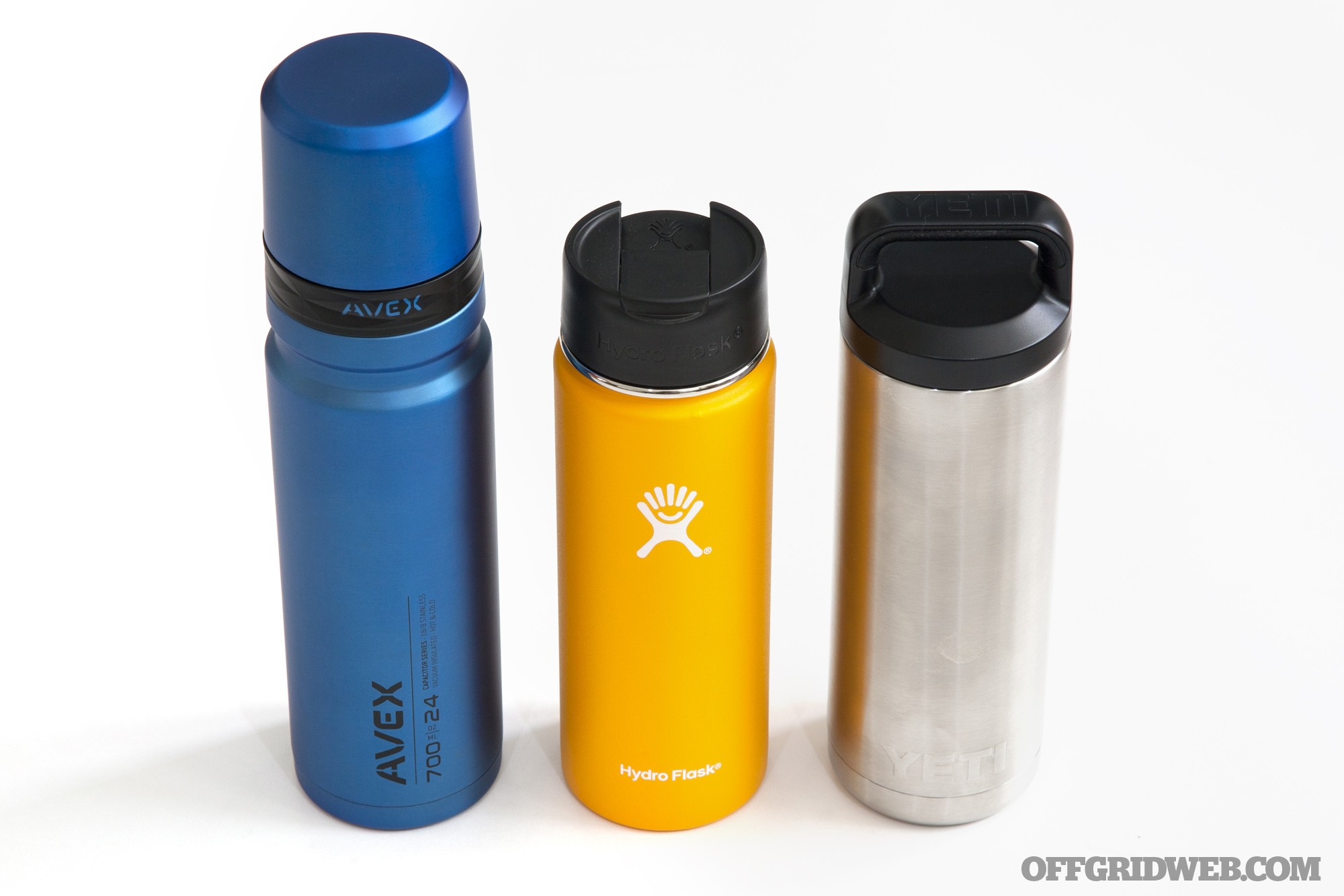 Packing Heat: Insulated Water Bottle Comparison