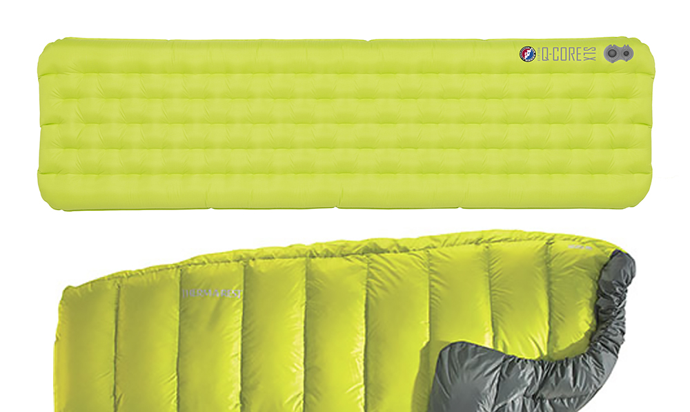 Ultralight bug out bag tent shelter sleeping pad