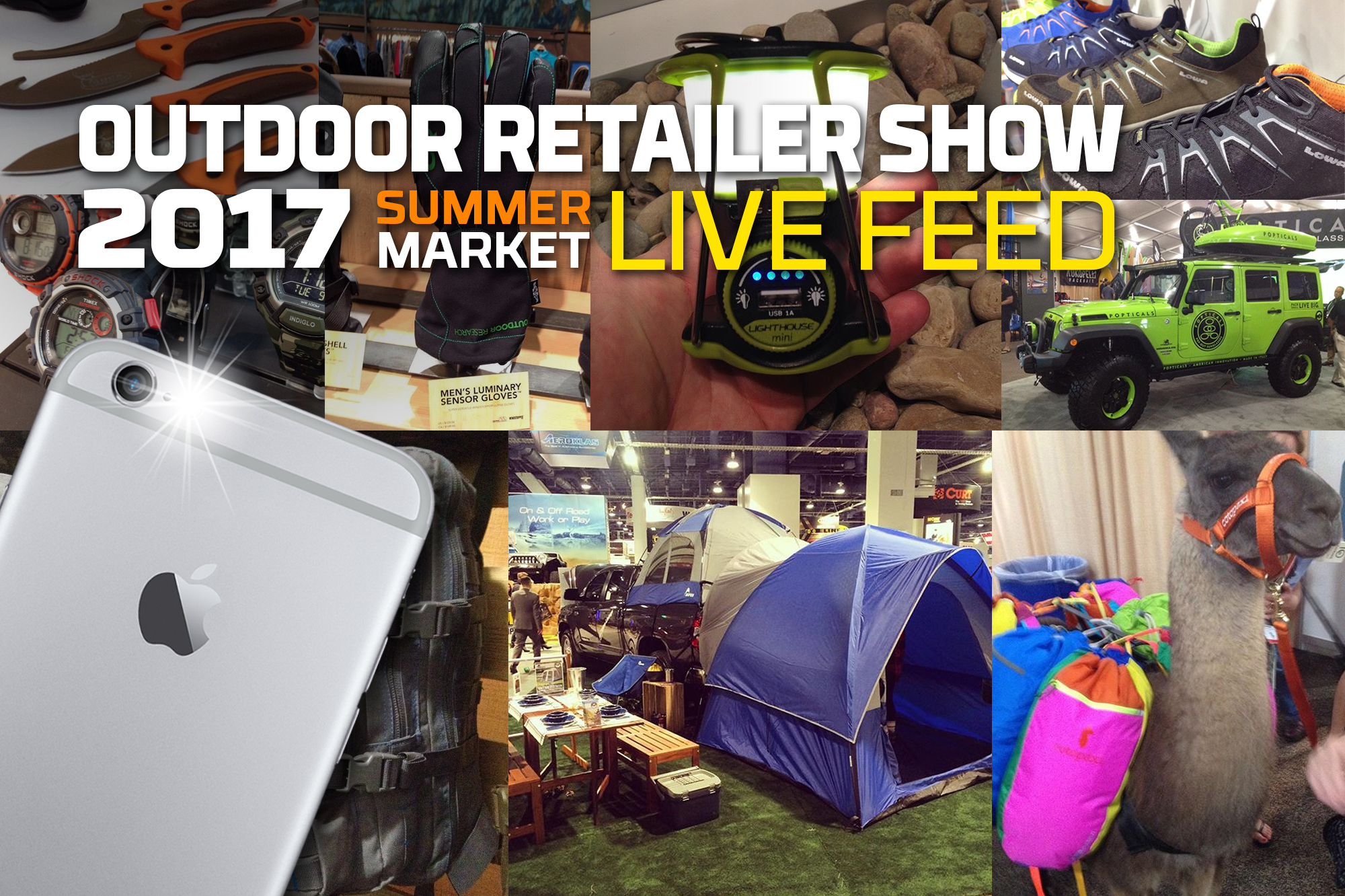 Outdoor Retailer Summer Market 2017 lead image