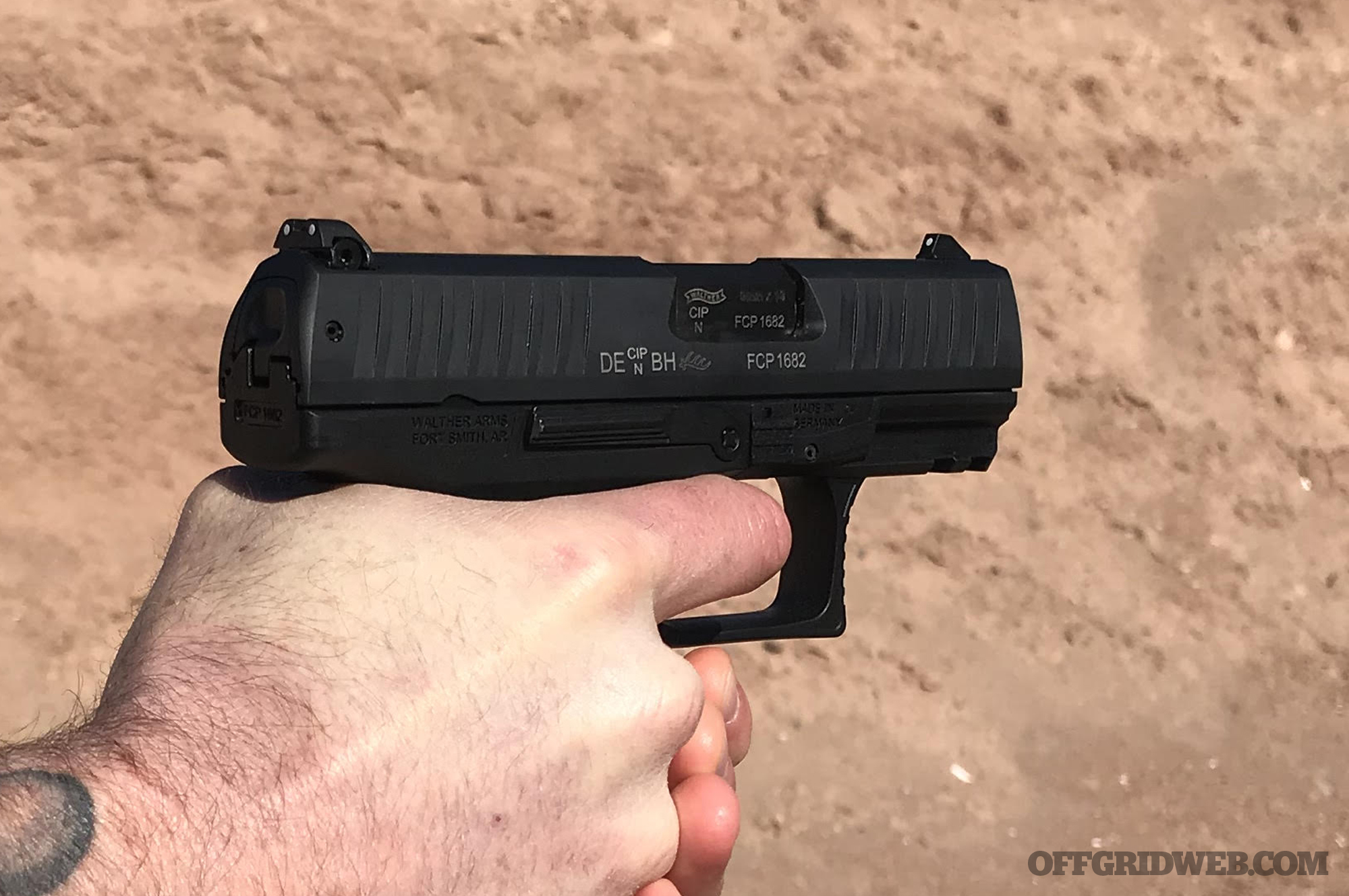 SHOT Show 2018 pistols ccw SIG walther archon hudson poll 5
