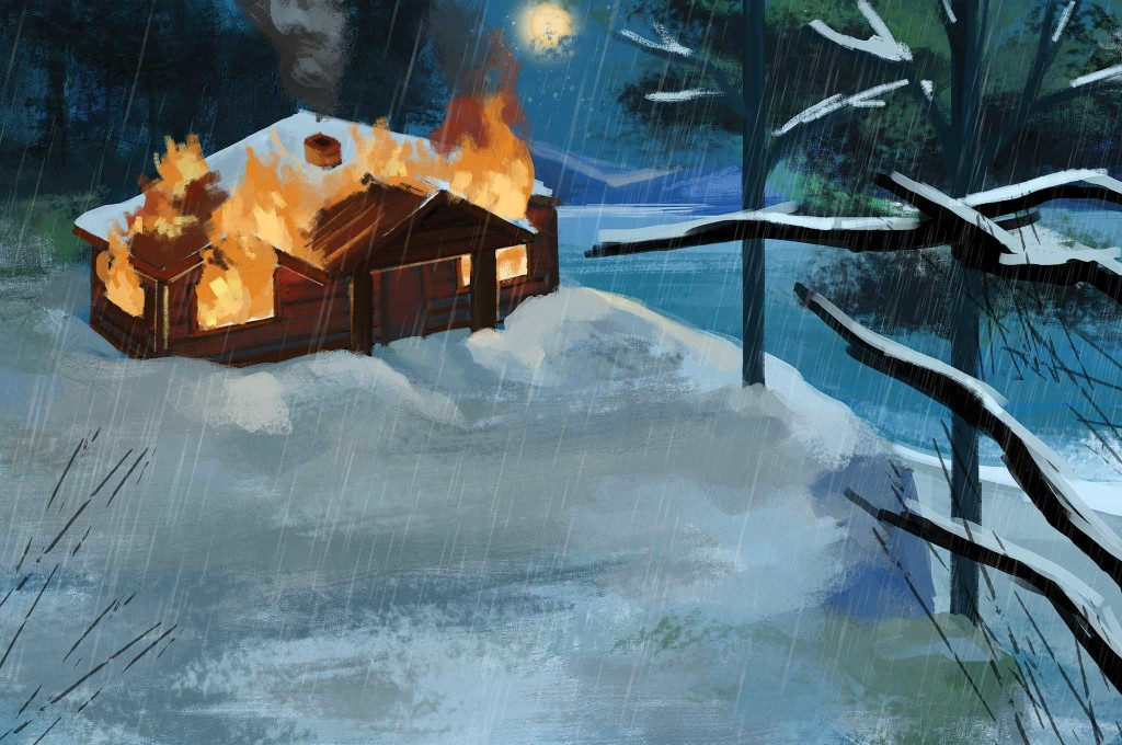 What If A House Fire Breaks Out During an Ice Storm ...