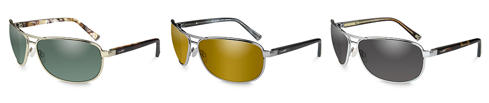 Wiley X aviator hayden klein eye protection sunglasses apparel 3