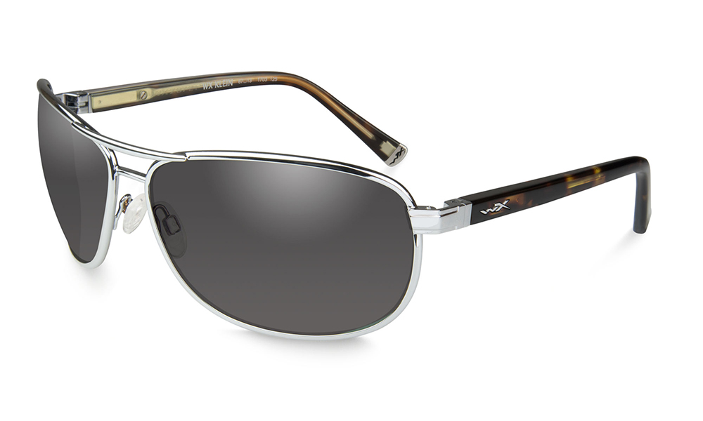 Wiley X aviator hayden klein eye protection sunglasses apparel 4