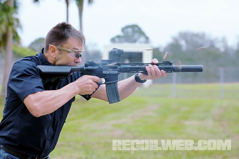Recoiltv full auto friday ar15 sr16 guns rifle weapon 2