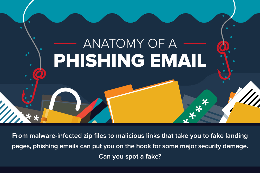 Infographic phishing spyware scam digital security computer internet safety 3