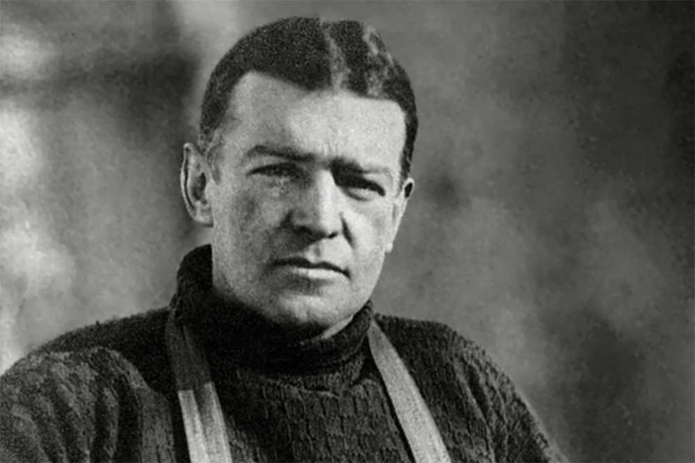 Ernest Shackleton survival story Antarctic expedition ice snow ocean ship rescue 2