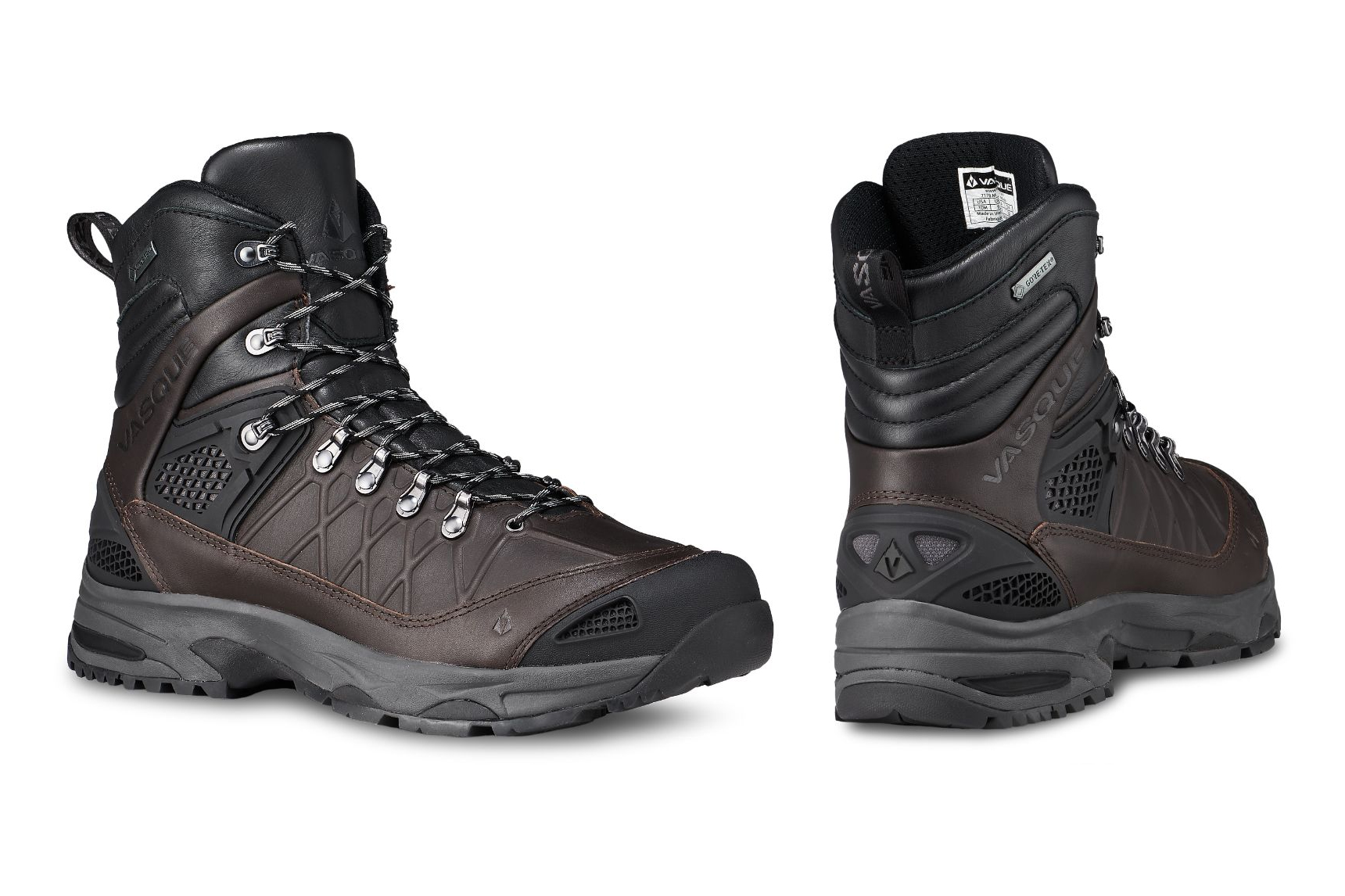 Vasque Saga LTR GTX hiking boot leather waterproof footwear 3