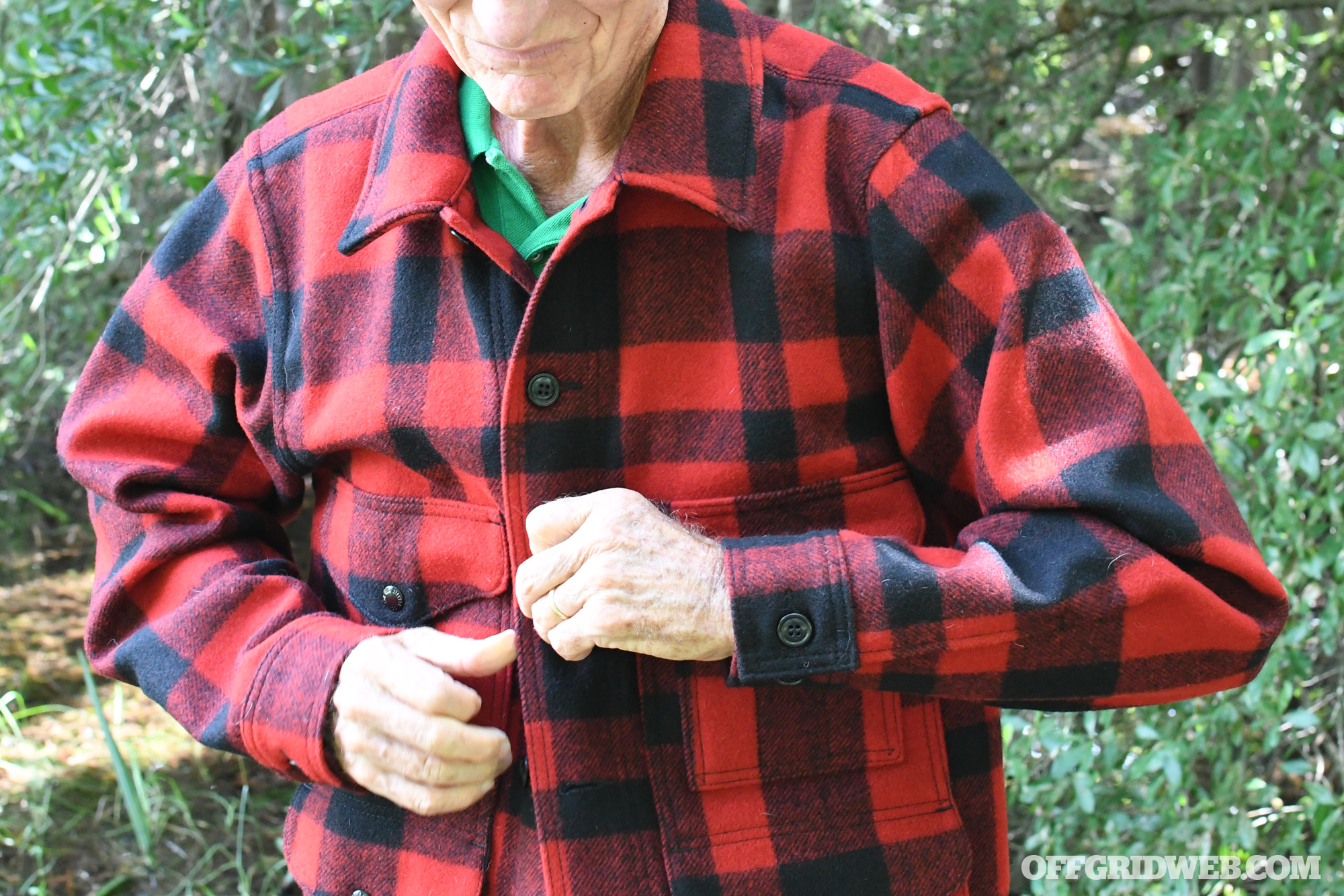 68bba8486 Review: Filson Mackinaw Cruiser Jacket | RECOIL OFFGRID