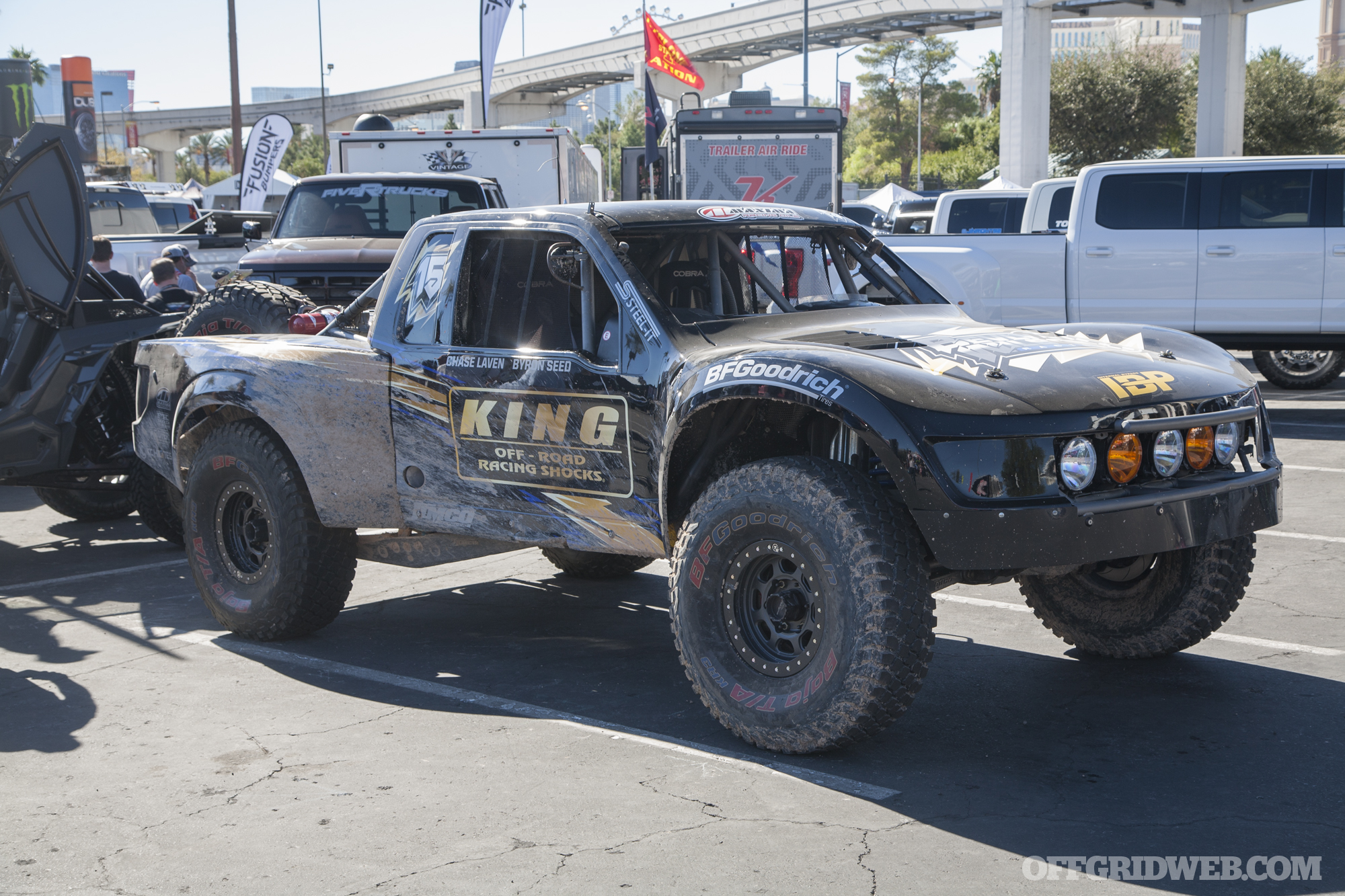 SEMA 2018 gallery Ford trucks off road vehicles bugout survival 28
