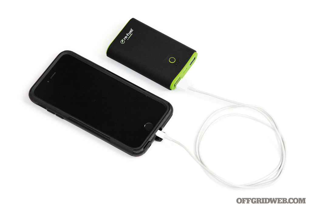 USB battery pack charger power bank electronics tech solar review buyers guide 2