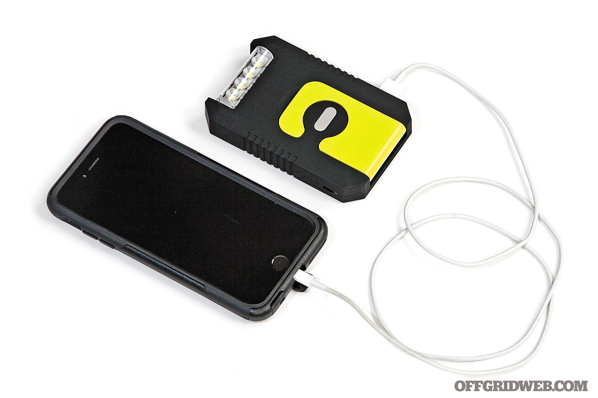 USB battery pack charger power bank electronics tech solar review buyers guide 26