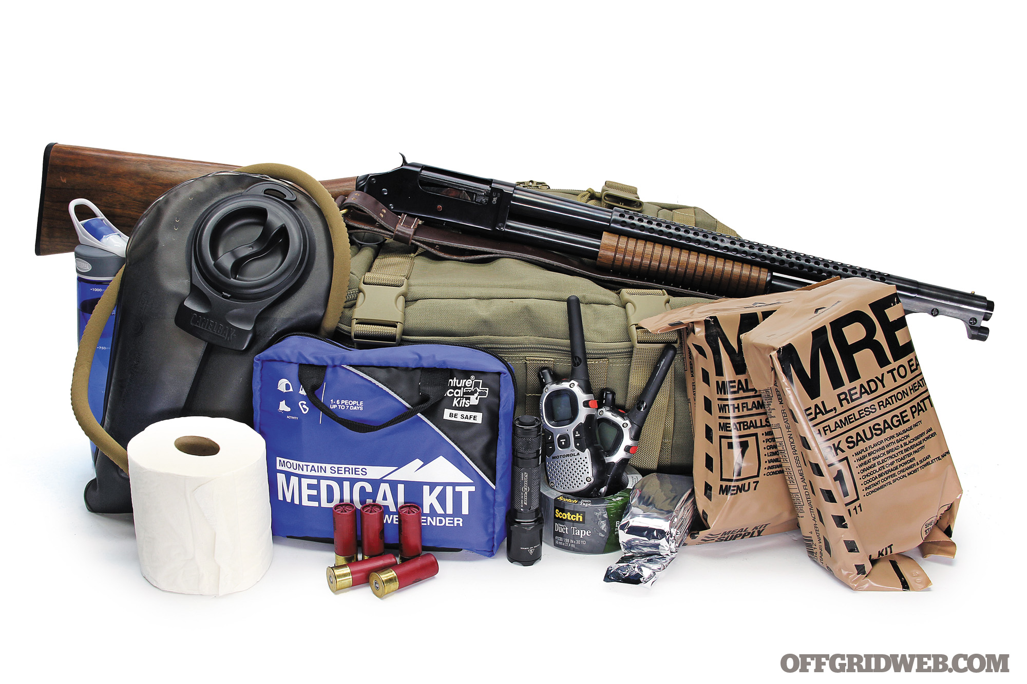 bug out planning 101 recoil offgrid