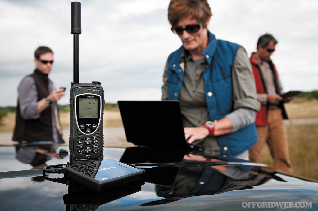 Satellite phone communications survival emergency offgrid tech shtf comms 4