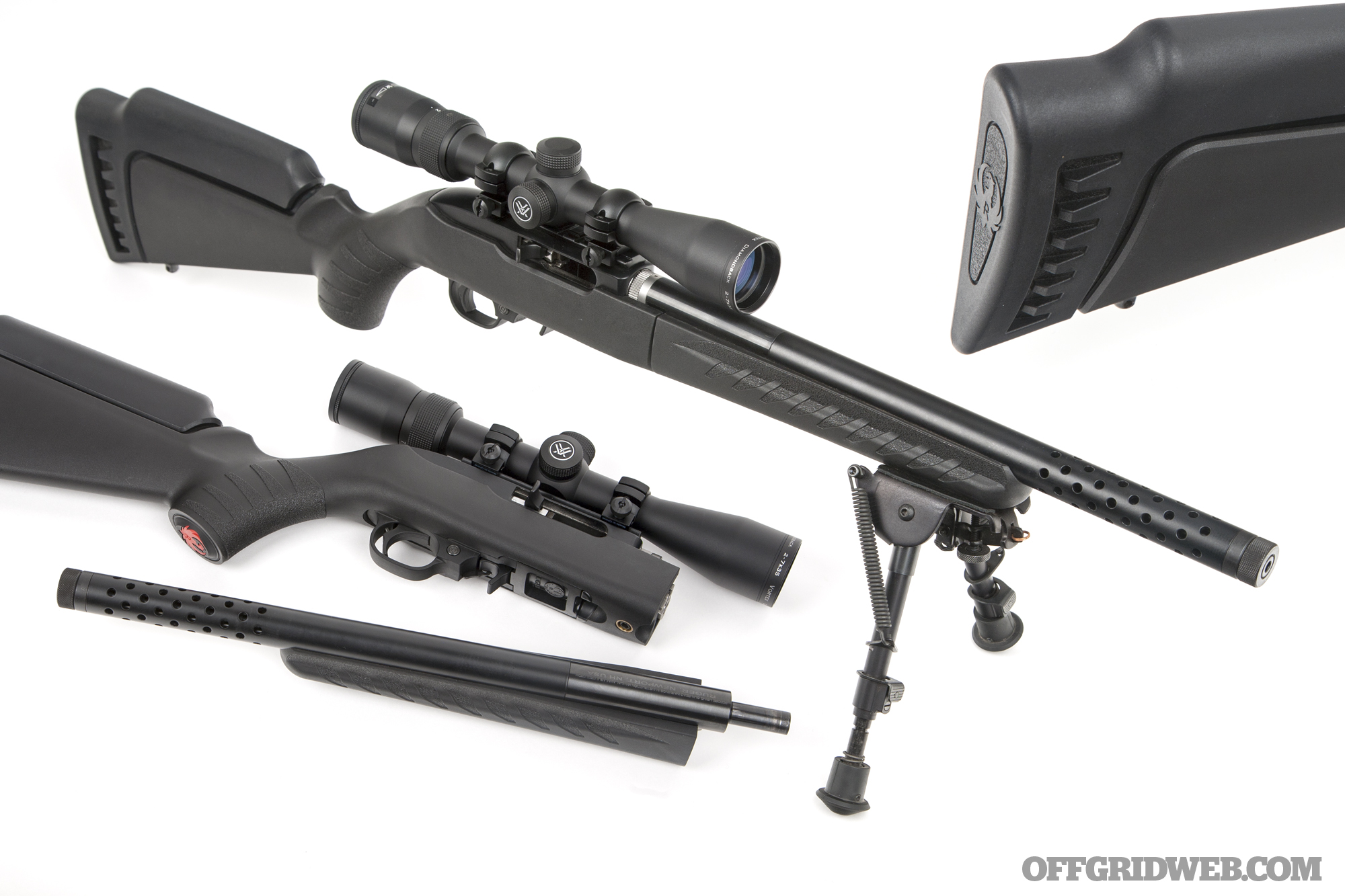 Buyer's Guide: Three 10/22 Takedown Stocks | RECOIL OFFGRID