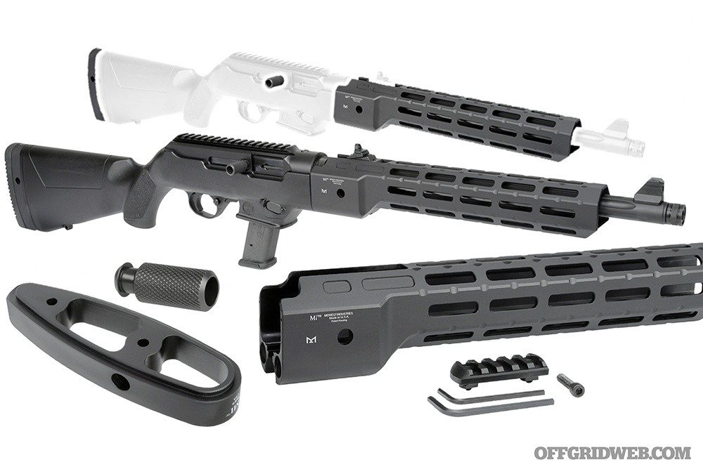 New: Midwest Industries Ruger PC Carbine Upgrades | RECOIL OFFGRID