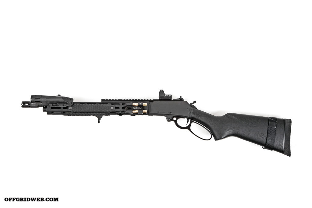 marlin 336 dark series left