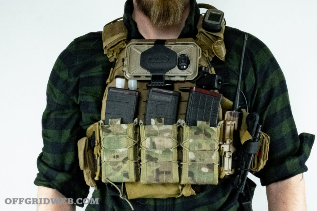 plate carrier fit