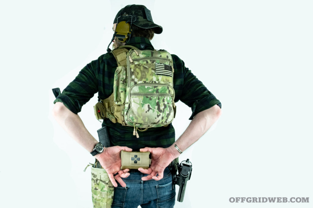 med pouch plate carrier