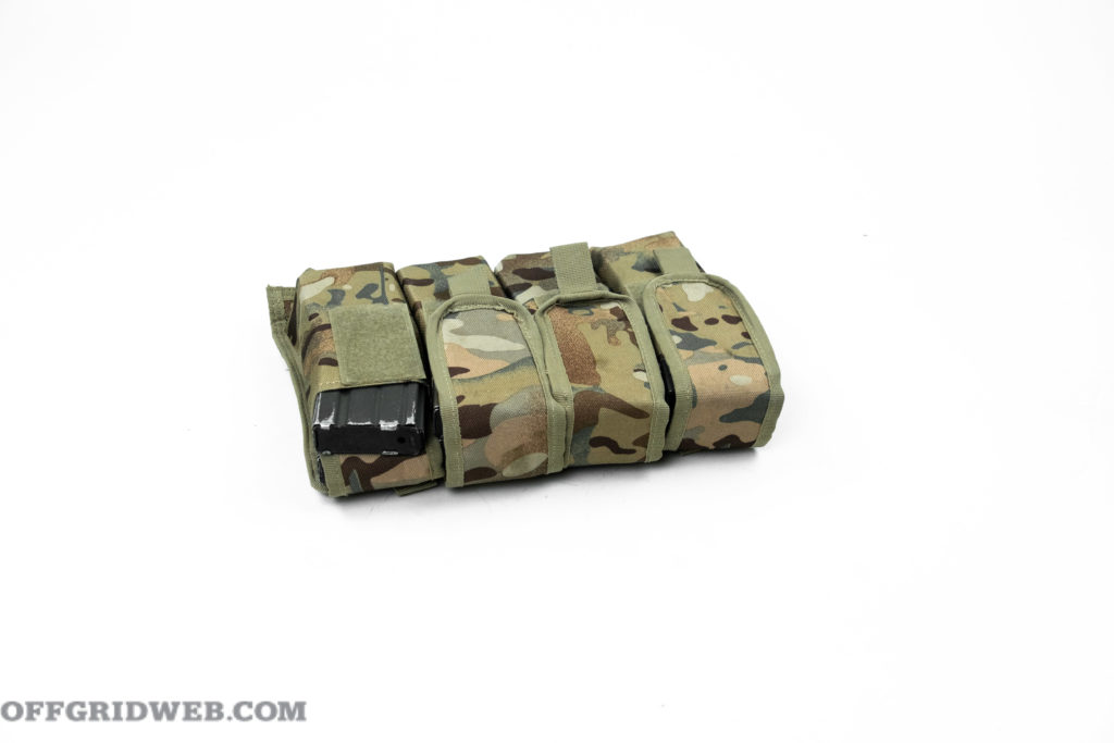 ar mag pouch double