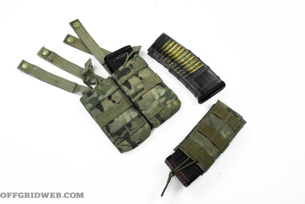ar mag pouch open top
